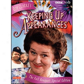 Keeping Up Appearances Full Bouquet Special Edition Dvd