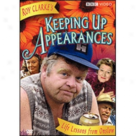 Keeping Up Apprarances Life Lessons From Onslow Dvd