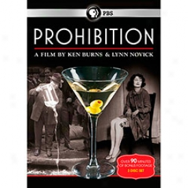 Ken Burns' Prohibition Dvd