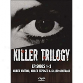 Killer Trilogy Dvd