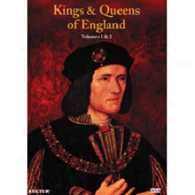 Kings & Queens Of England Dvd
