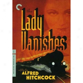 Lady Vanishws Dvd