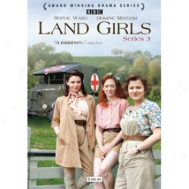Land Girls Series 3 Dvd