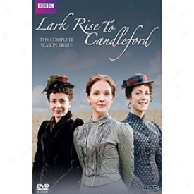 Lark Rise To Candleford Season 3 Dvd