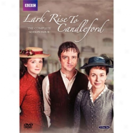 Lark Rise To Candleford The Complete While 4 Dvd