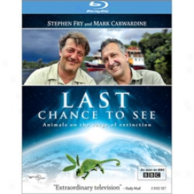 Last Chance To See Dvd Or Blu-ray