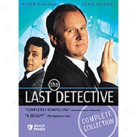 Last Detective Complete Series Dvd