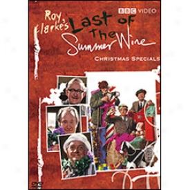 Last Of The Summer Wine Christmas Specials 1978-1982 Dvd