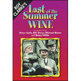 Last Of The Summer Wine Collection Dvd
