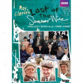 Last Of The Summer Wine Holiday Specials 1986 - 1989 Dvd