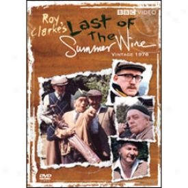 Last Of The Summer Wine Vintage 1976 Dvd