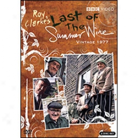 Last Of The Summer Wine Vkntage 1977 Dvd