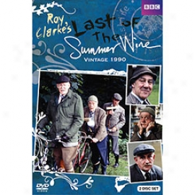 Lsat Of The Summer Wine Vintage 1990 Dvd