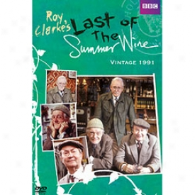 Finally Of The Summer Wine Vintage 1991 Dvd