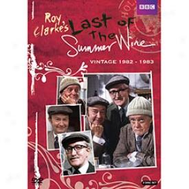 Last Summer Wine Vintage 1982 1983 Dvd
