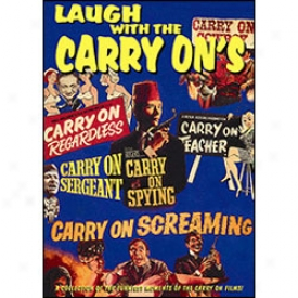 Laugh With The Carry On's Dvd