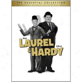 Laurel & Hardy The Indispensable element Collection Dvd