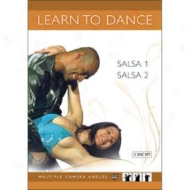 Learn To Dance Salsa 1 Szlsa 2
