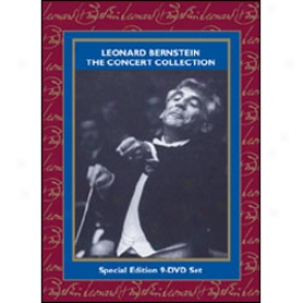 Leonard Bernstein's Concert Collection Dvd