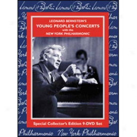 Leonard Bernstein's Young People's Concert Dvd