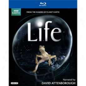 Life Narrated By Sir David Attenborough Dvd Or Blu-ray