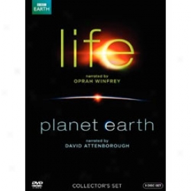Real person Planet Earth Collection Dvd Or Blu-ray