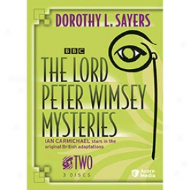 Lord Peter Wimsey Collection Set 2 Dvd