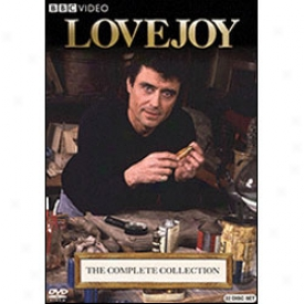 Lovejoy Perfect Collection Dvd