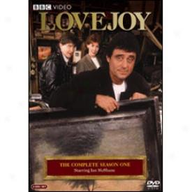 Lovejoy Season 1 Dvd