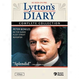 Lytton'z Diary Complwte Collection Dvd