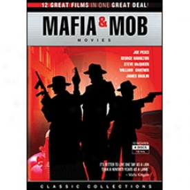 Mafia & Mob oMvies Value Pack Dvd