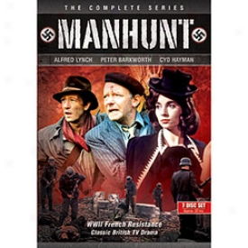 Manhunt The Complete Series Dvd