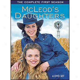 Mcleod's Daughters Season 1 Dvd