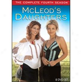 Mcleod's Daughters Season 4 Dvd