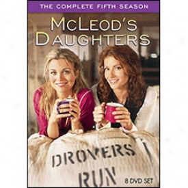 Mcleod's Daughters Season 5 Dvd