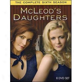 Mcleod's Daughters Gratify 6 Dvd