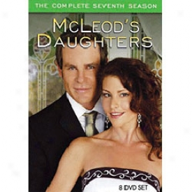 Mcleod's Daughters Season 7 Dvd