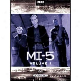 Mi-5 Volume 1 Dvd