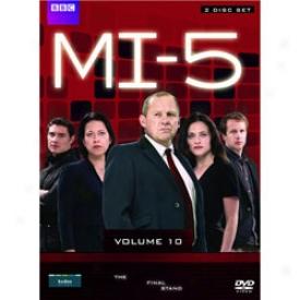 Mi-5 Volume 10 Dvd