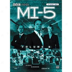 Mi-5 Volume 6 Dvd