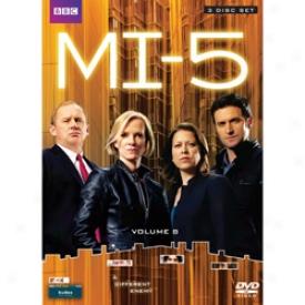 Mi-5 Volume 8 Dvd