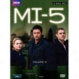 Mi-5 Volume 9 Dvd