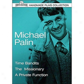 Michael Palin Film Collection Dvd