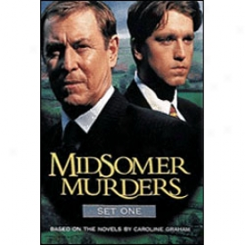 Midsomer Murders Set 1 Dvd
