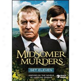 Mudsomer Murders Set 11 Dvd