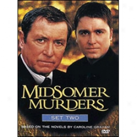 Midsomsr Murders Set 2 Dvd