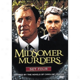 Midsomer Murders Put 4 Dvd