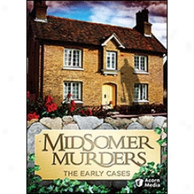 Midsomer Murders The Early Cases Assemblage Dvd