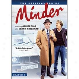 Minder Season 1 Dvd