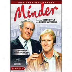 Minder Season 2 Dvd
